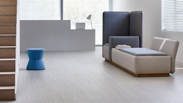 Marmoleum vloeren dino tapijt