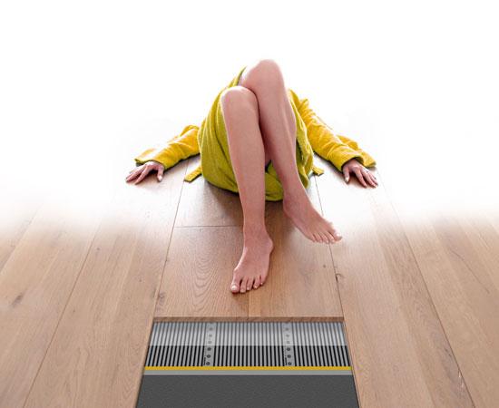 Vinyl Vloer Vloerverwarming : De nieuwe collectie vinyl vloeren van quick step nieuws