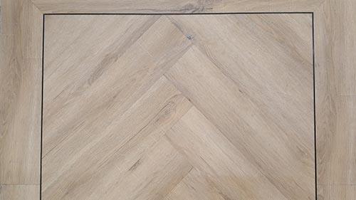 Pvc vloeren in visgraatvorm dino tapijt